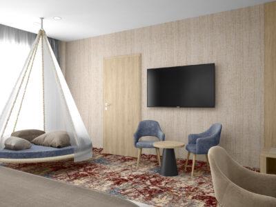 Studio Grand De Luxe