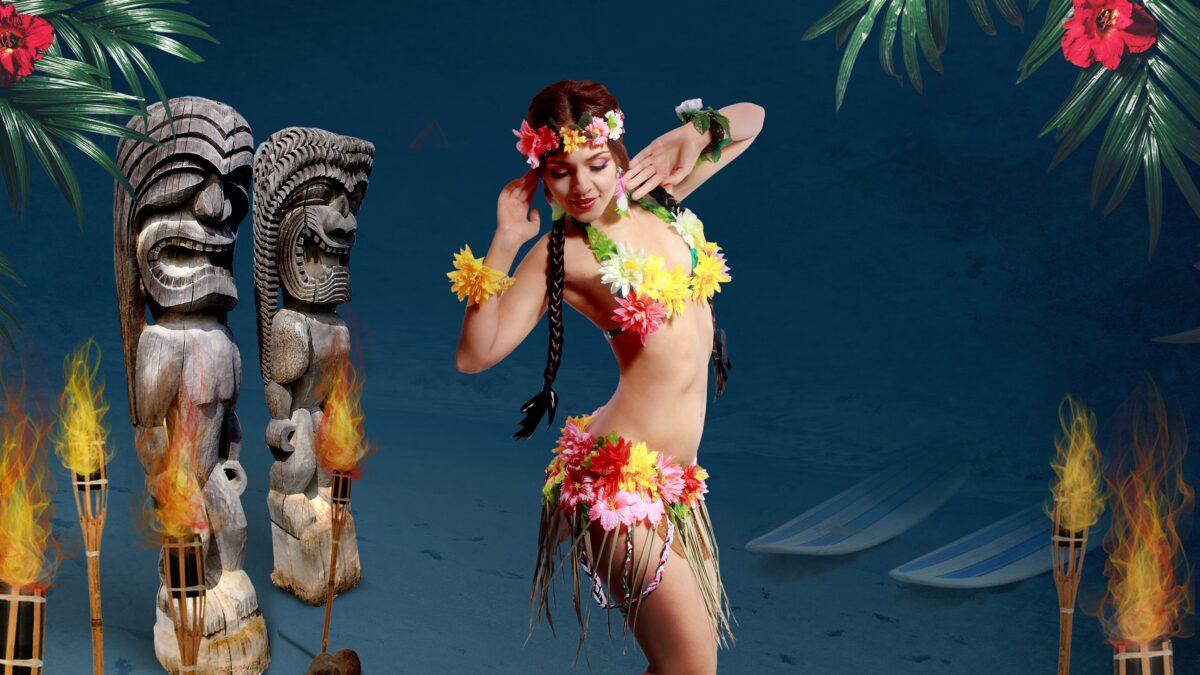 Sylwester Hawajska Noc