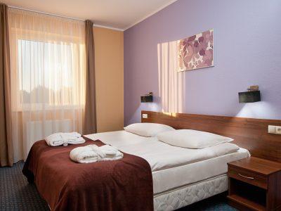 Apartament junior - sypialnia