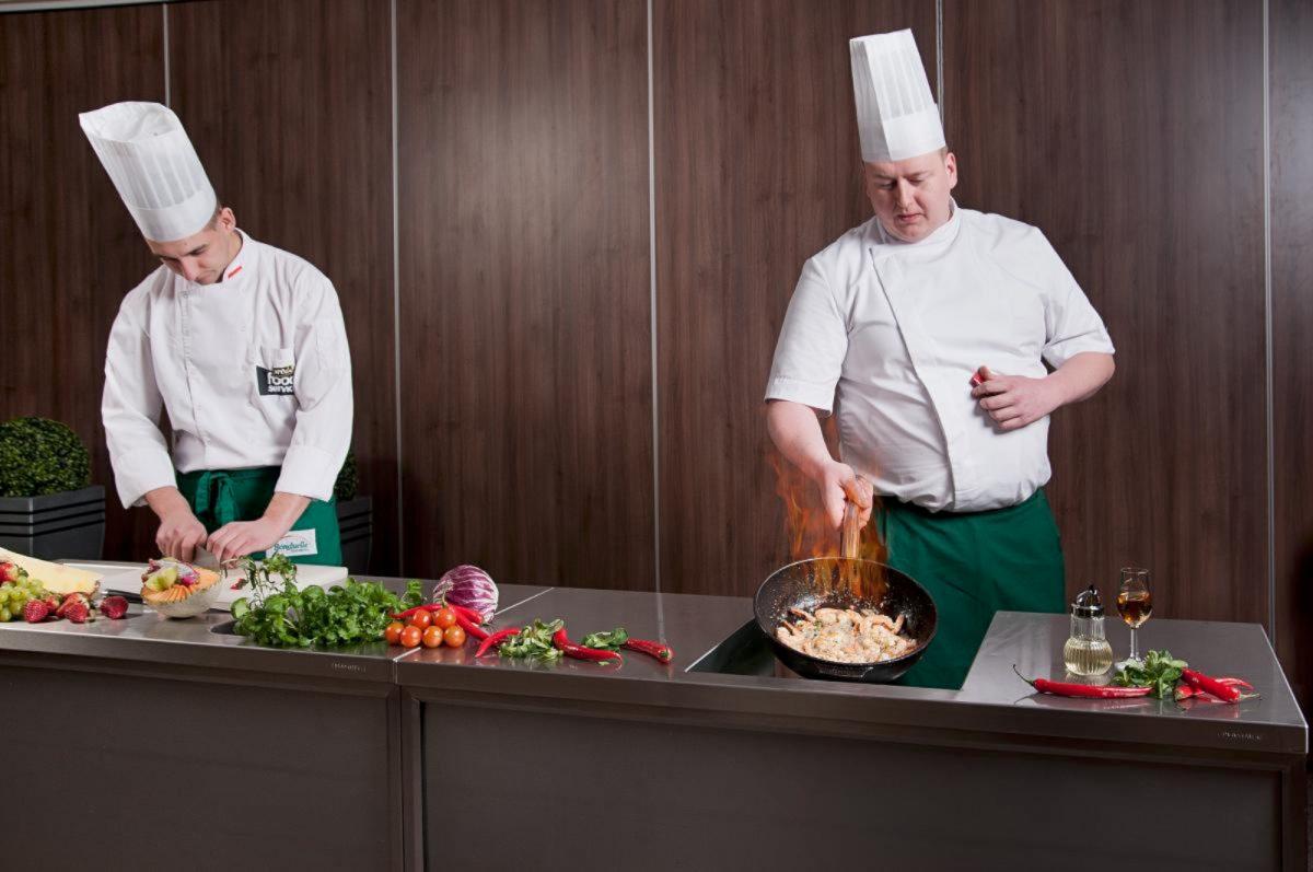pokaz gotowania